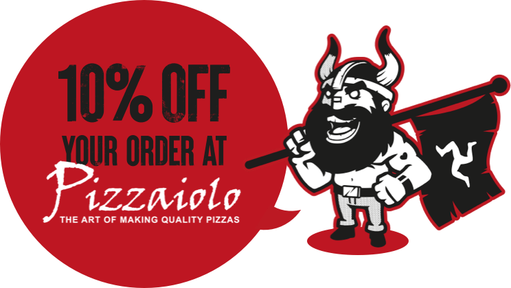 Get 10% off your order at Pizzaiolo